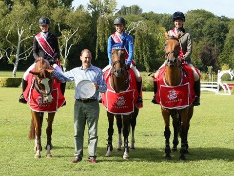 Hurstpierpoint College National Schools and Pony Club Championships 2015