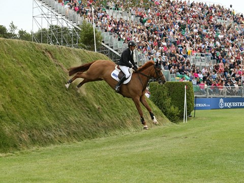 The Equestrian.com Hickstead Derby 2015