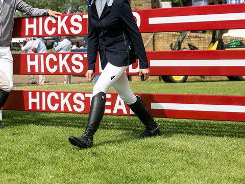 Friday at the Equestrian.com Hickstead Derby Meeting