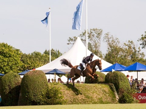 Saturday at the Equestrian.com Hickstead Derby Meeting