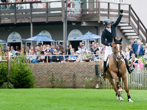 Sunday at the Equestrian.com Hickstead Derby Meeting 2015