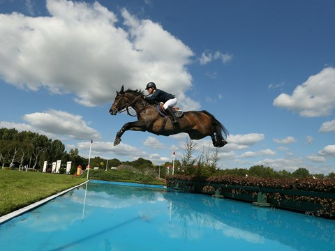 The All England Jumping Championships
