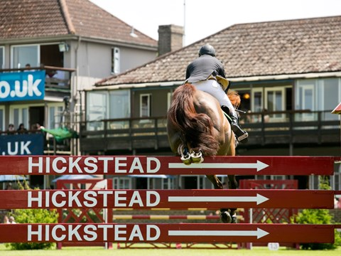 Welcome to Hickstead.tv