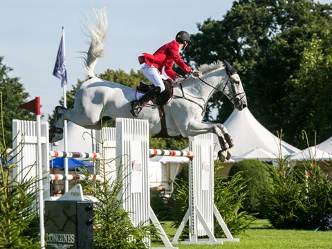 Longines FEI Jumping Nations Cup™ of Great Britain at the Longines Royal International Horse Show