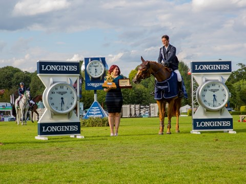 Longines King George V Gold Cup