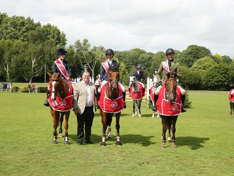 The Pony Club Team Competition