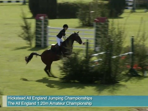 The All England 1.20m Amateur Championship