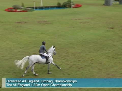 The  All England 1.30m Open Championship