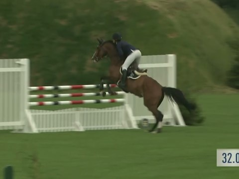 The Hickstead Novice Championship 2017