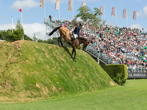 The Al Shira'aa Hickstead Derby Meeting