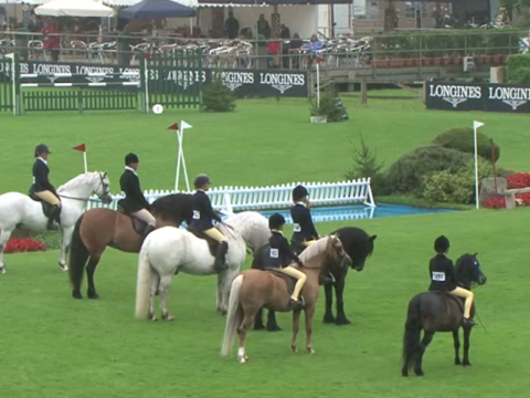 The Ponies (UK) Dalkeith Young Riders M & M Championship