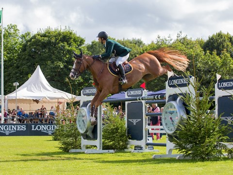 The Longines FEI Jumping Nations Cup™ of Great Britain 2018