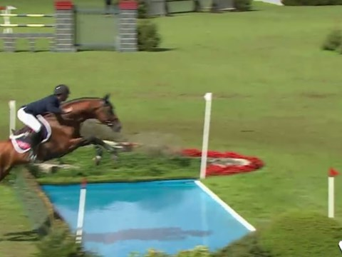 The Longines King George V Gold Cup Jump Off