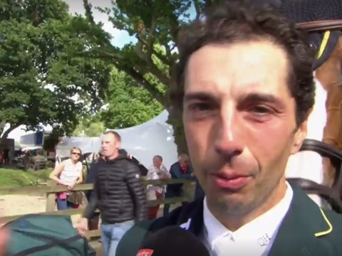 Interview with the winner of the 2017 Longines King George V Gold Cup