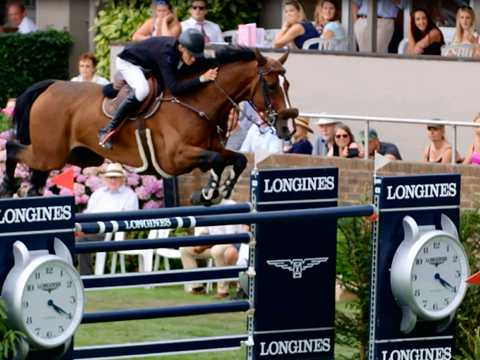 Friday Highlights from the Longines Royal International Horse Show 2018