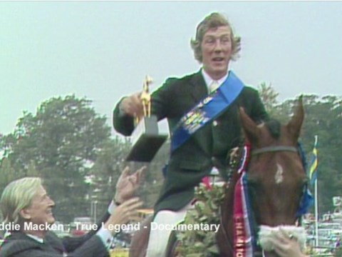 Hickstead Four-Timers: Eddie Macken and the Boomerang Trophy