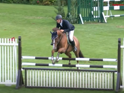 Derek Mccoppin and Jordan W win the All England 5 Year Old Championship